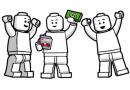 Lego Finansai